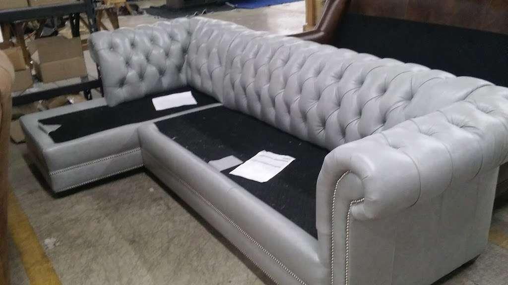 North Carolina Custom Leather - furniture store  | Photo 2 of 8 | Address: 1118 W 1st St, Conover, NC 28613, USA | Phone: (828) 326-8143