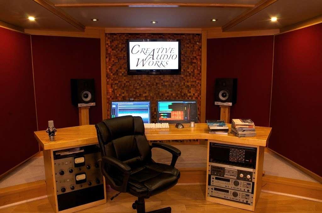 Creative Audio Works LLC - electronics store  | Photo 1 of 7 | Address: 15 Bay Colony Dr, Plymouth, MA 02360, USA | Phone: (508) 747-1858