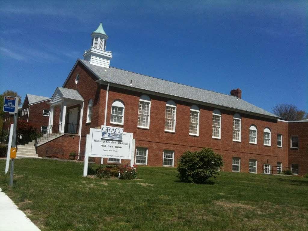 Grace Brethren Church - church  | Photo 3 of 3 | Address: 1301 Commonwealth Ave, Alexandria, VA 22301, USA | Phone: (703) 548-1808