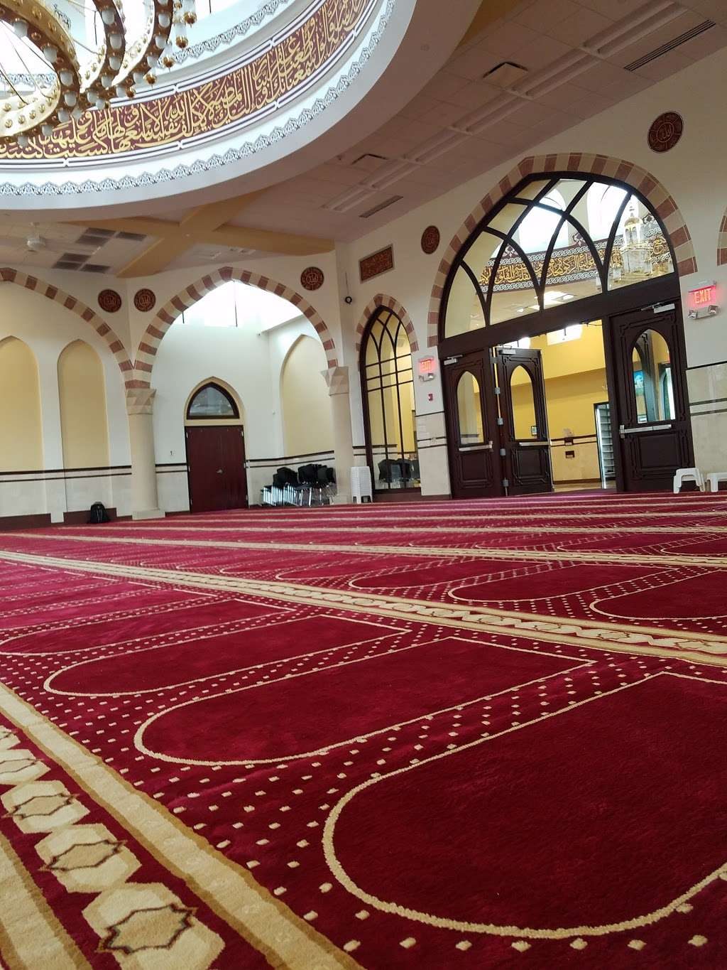 Masjid Darussalam - mosque  | Photo 10 of 10 | Address: 21W525 North Ave, Lombard, IL 60148, USA | Phone: (630) 360-2373