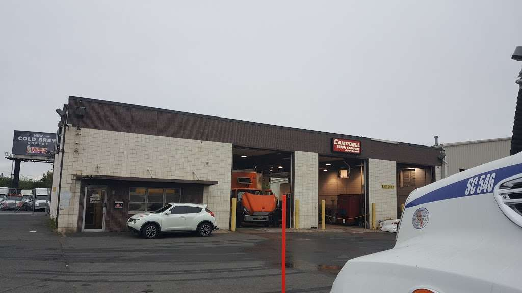Campbell Supply Company of Port Newark - car repair  | Photo 4 of 10 | Address: 299 Roanoke Ave, Newark, NJ 07105, USA | Phone: (973) 589-2877