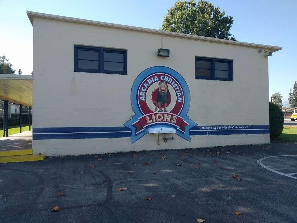 Arcadia Christian School - school  | Photo 1 of 5 | Address: 1900 S Santa Anita Ave, Arcadia, CA 91006, USA | Phone: (626) 574-8229