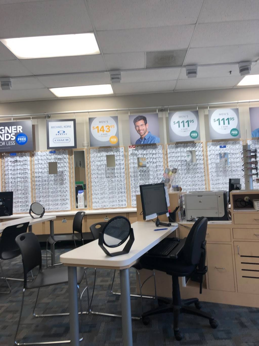 Americas Best Contacts & Eyeglasses - health  | Photo 2 of 6 | Address: 7005 Security Blvd, Baltimore, MD 21244, USA | Phone: (410) 944-2222