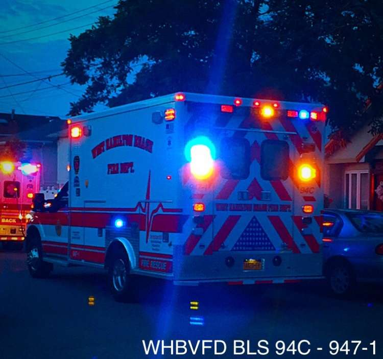 West Hamilton Beach Volunteer Fire Department - fire station  | Photo 7 of 7 | Address: 10233 Davenport Ct, Jamaica, NY 11414, USA | Phone: (718) 843-9863