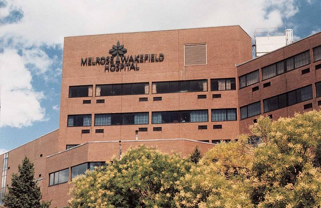 MelroseWakefield Hospital - hospital  | Photo 1 of 10 | Address: 585 Lebanon St, Melrose, MA 02176, USA | Phone: (781) 979-3000