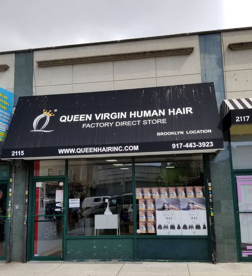 Queen virgin human hair Brooklyn Store - store  | Photo 4 of 10 | Address: 2115 Flatbush Ave, Brooklyn, NY 11234, USA | Phone: (917) 443-3923