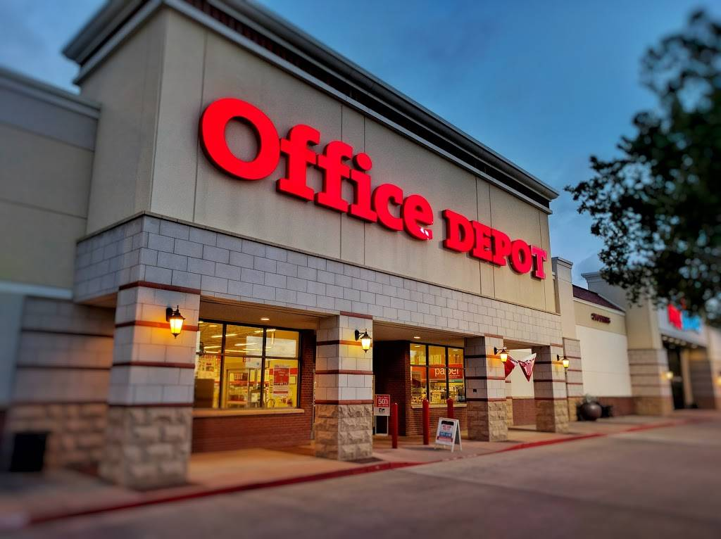 Office Depot - electronics store  | Photo 1 of 10 | Address: 401 Carroll St, Fort Worth, TX 76107, USA | Phone: (817) 885-7868