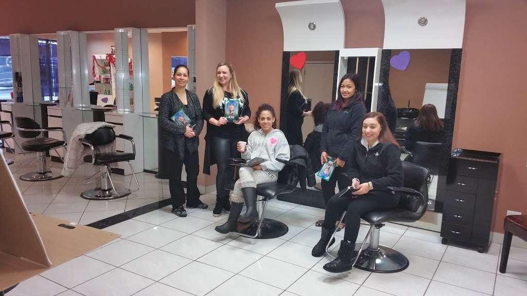 Savi Hair Studio - hair care  | Photo 4 of 6 | Address: 7508 W Grand Ave, Elmwood Park, IL 60707, USA | Phone: (708) 452-7203