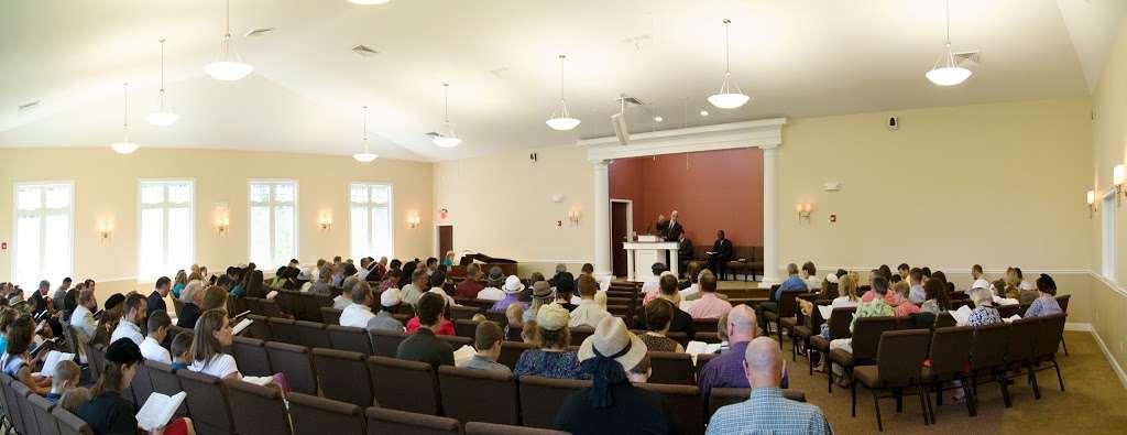 Grace Covenant Church - church  | Photo 9 of 10 | Address: 11 Colby Rd, Litchfield, NH 03052, USA | Phone: (603) 429-2979