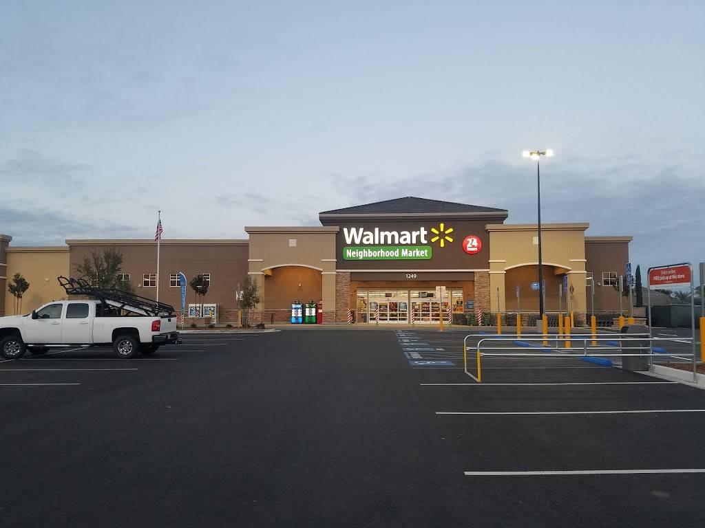 Walmart Neighborhood Market - supermarket    Photo 7 of 10   Address: 1249 Allen Rd, Bakersfield, CA 93314, USA   Phone: (661) 535-6373