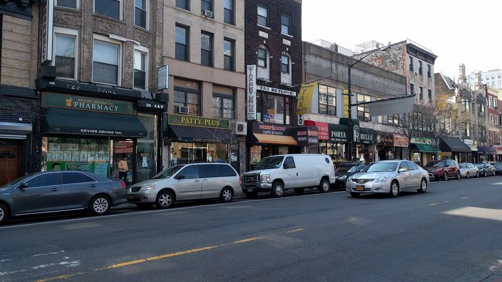 Nevins Drugs Inc - pharmacy  | Photo 2 of 2 | Address: 326 Livingston St, Brooklyn, NY 11217, USA | Phone: (718) 422-0100