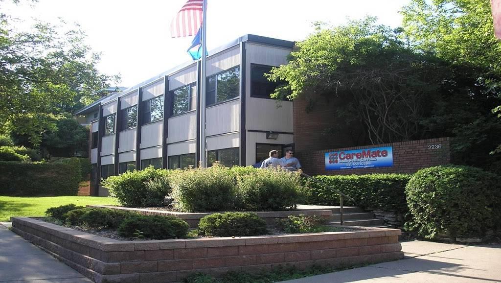 Caremate Home Health Care Inc - health  | Photo 1 of 3 | Address: 2236 Marshall Ave, St Paul, MN 55104, USA | Phone: (651) 659-0208