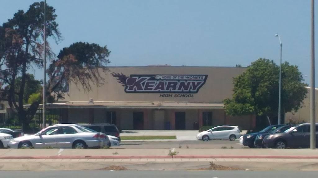 Kearny Senior High School - school  | Photo 5 of 5 | Address: 1954 Komet Way, San Diego, CA 92111, USA | Phone: (858) 496-8370