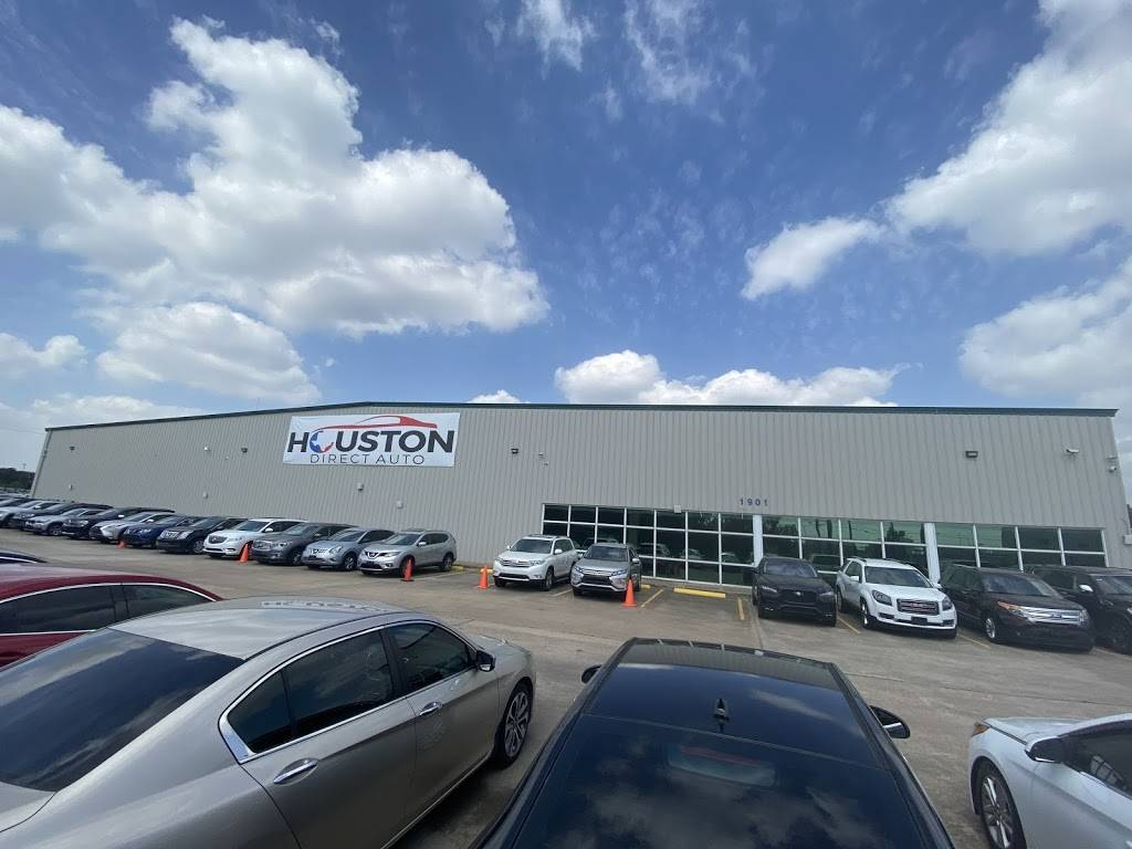 Houston Direct Auto - car dealer    Photo 1 of 5   Address: 1901 Little York Rd, Houston, TX 77093, USA   Phone: (832) 252-1400