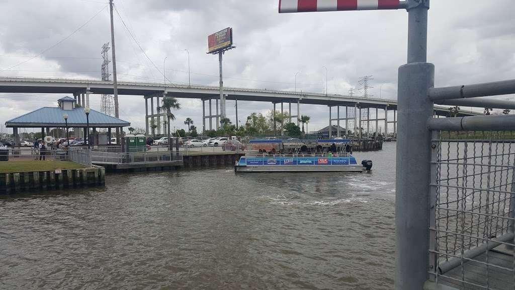Ferry to Kemah Parking - transit station    Photo 3 of 4   Address: Texas Ave, Kemah, TX 77565, USA