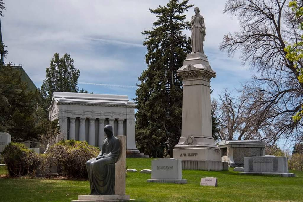 Fairmount Cemetery - cemetery  | Photo 6 of 9 | Address: 430 S Quebec St, Denver, CO 80247, USA | Phone: (303) 399-0692