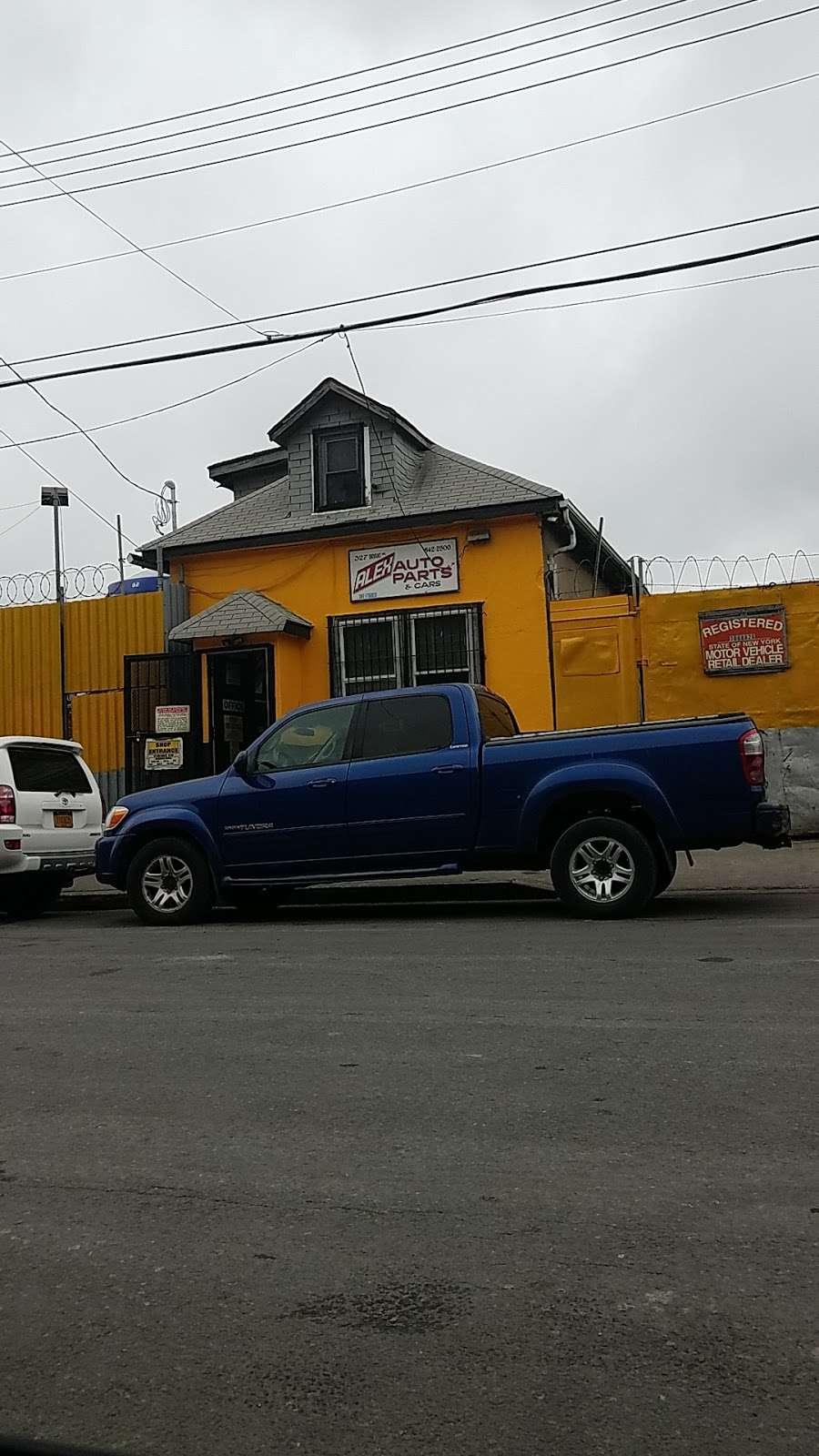 Alex Auto Parts - car repair  | Photo 1 of 2 | Address: 327 Bryant Ave, Bronx, NY 10474, USA | Phone: (718) 842-2500
