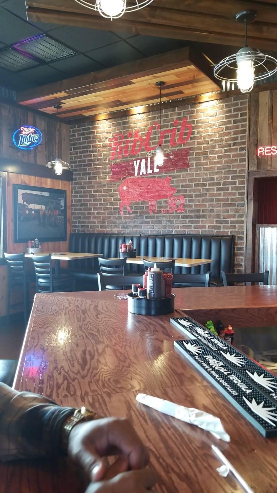 RibCrib BBQ & Grill - restaurant  | Photo 9 of 10 | Address: 8040 S Yale Ave, Tulsa, OK 74136, USA | Phone: (918) 492-8627