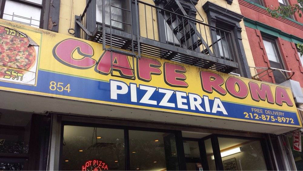Cafe Roma - meal delivery  | Photo 1 of 9 | Address: 854 Amsterdam Ave #1, New York, NY 10025, USA | Phone: (212) 875-8972