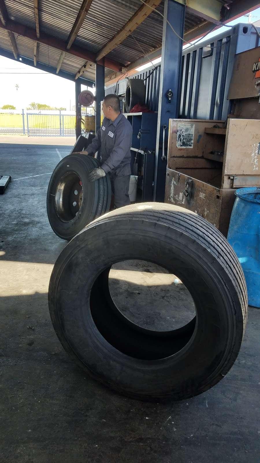 Nunez Tire - car repair    Photo 3 of 7   Address: 3101 W Buckeye Rd, Phoenix, AZ 85009, USA   Phone: (602) 455-8709