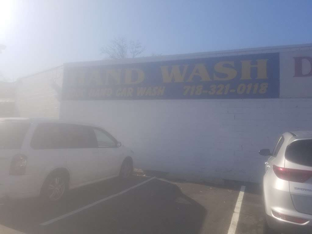 Glenoak Enterprises LLC, 2000 Hand Car Wash - car wash  | Photo 4 of 4 | Address: 17504 Horace Harding Expy, Fresh Meadows, NY 11365, USA | Phone: (718) 321-0118