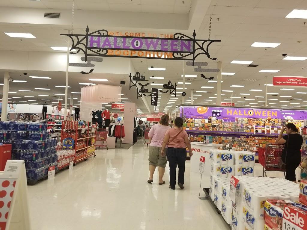 Target - department store    Photo 2 of 9   Address: 7501 San Dario Ave, Laredo, TX 78045, USA   Phone: (956) 722-6800