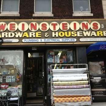 Weinsteins - hardware store  | Photo 4 of 5 | Address: 327 Kingston Ave, Brooklyn, NY 11213, USA | Phone: (718) 774-6637