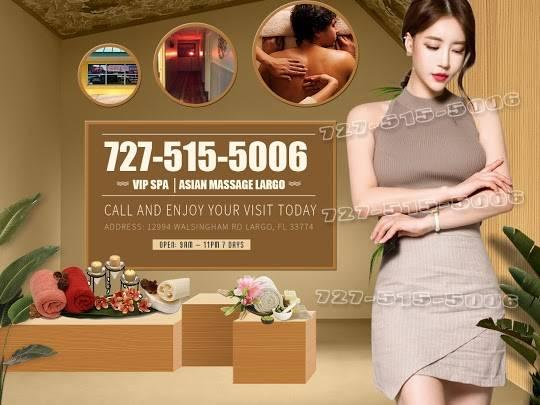 VIP Spa │Oriental Massage Largo - spa    Photo 6 of 9   Address: 12994 Walsingham Rd, Largo, FL 33774, USA   Phone: (727) 515-5006