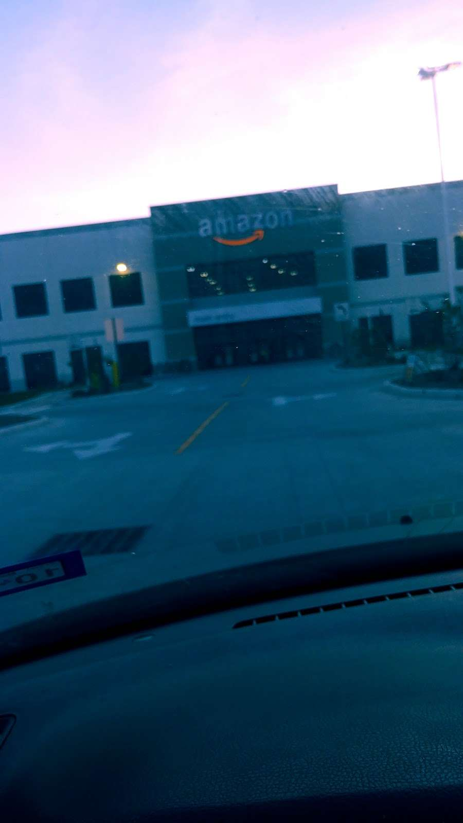 Amazon Distribution Center - storage    Photo 8 of 10   Address: 31555 US-90, Brookshire, TX 77423, USA