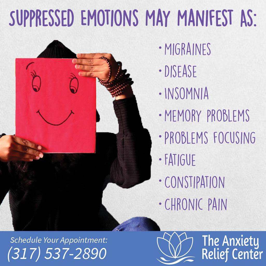 The Anxiety Relief Center - health    Photo 3 of 3   Address: 11083 Village Square Ln, Fishers, IN 46038, USA   Phone: (317) 537-2890