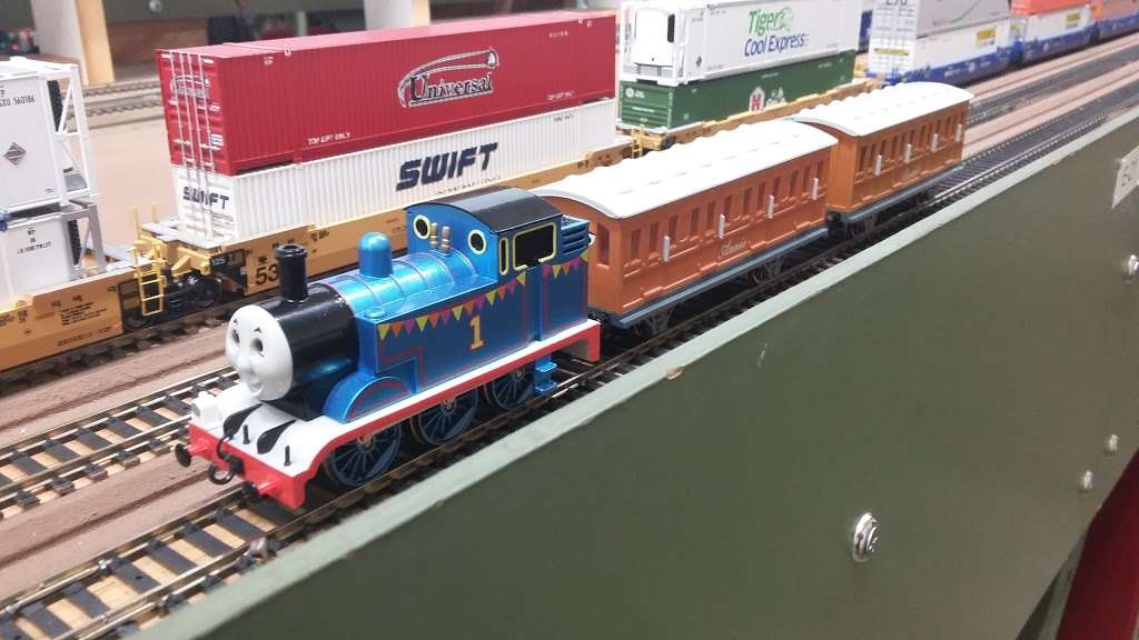 South Shore Model Railway Club & Muse - museum  | Photo 1 of 3 | Address: 52 Bare Cove Park Dr, Hingham, MA 02043, USA | Phone: (781) 740-2000