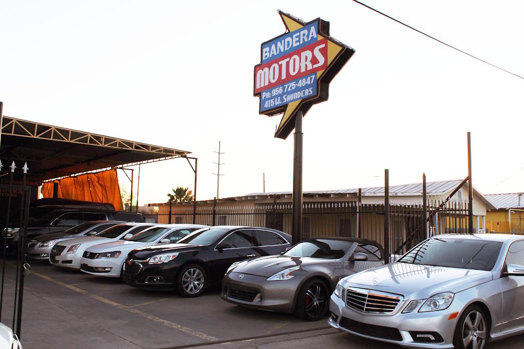 Bandera Motors - car dealer  | Photo 1 of 7 | Address: 415 W Saunders St, Laredo, TX 78041, USA | Phone: (956) 725-4847