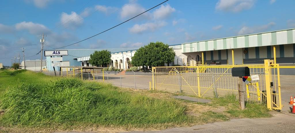 Automated Logistics Systems - storage  | Photo 5 of 6 | Address: 5902 Riverside Dr, Laredo, TX 78041, USA | Phone: (956) 790-9200
