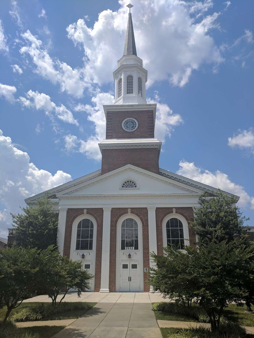 First Baptist Church of Alexandria - church  | Photo 6 of 10 | Address: 2932 King St, Alexandria, VA 22302, USA | Phone: (703) 684-3720