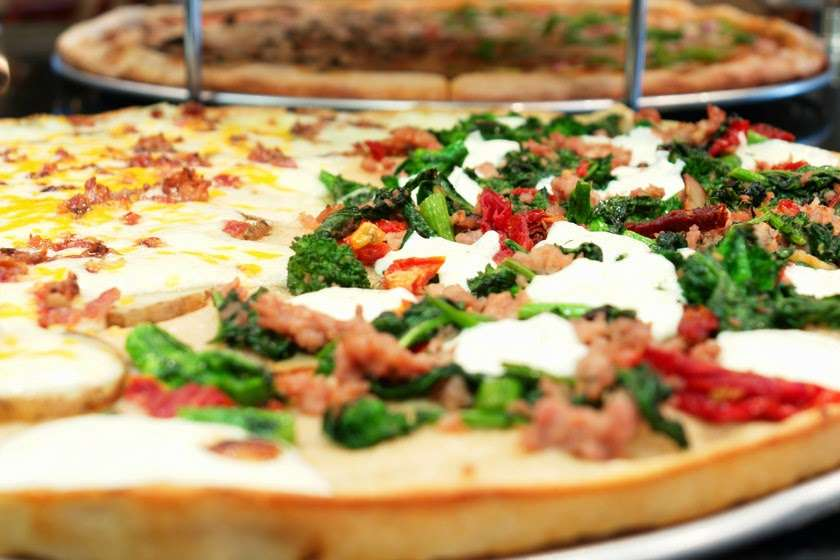 Cuzzins Pizza - meal delivery  | Photo 4 of 10 | Address: 40 Thoreau Dr, Freehold, NJ 07728, USA | Phone: (732) 431-2899