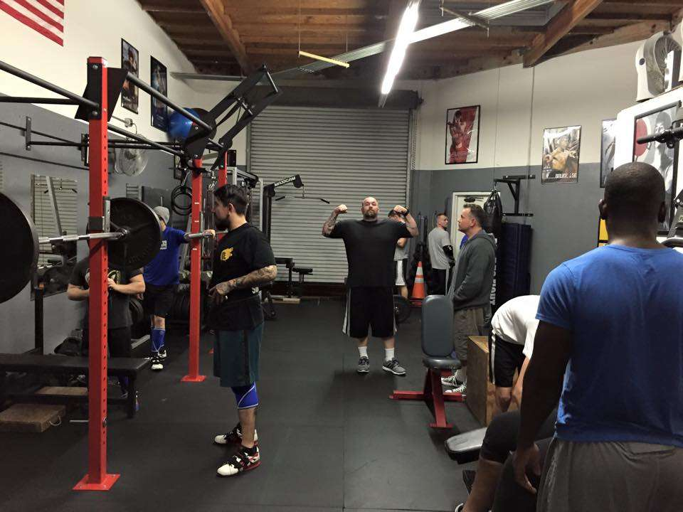 West Coast Barbell I Fitness Boot Camp workout I fit cardio | Gy - gym  | Photo 3 of 10 | Address: 1841 N Gaffey St G, San Pedro, CA 90731, USA | Phone: (310) 850-9274