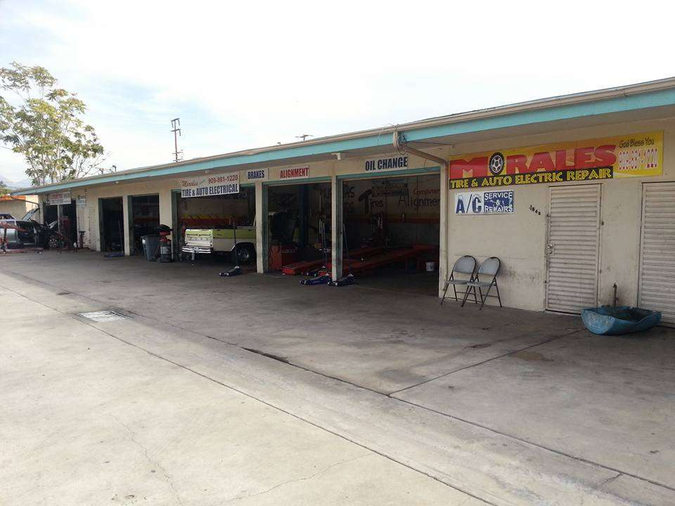 Morales Tires - car repair  | Photo 1 of 2 | Address: 1549 Carpenter St, San Bernardino, CA 92404, USA | Phone: (909) 881-1220