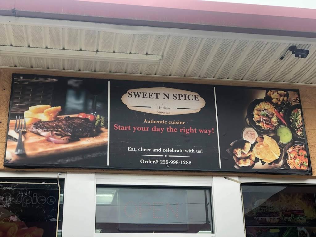 Sweet N Spice - restaurant    Photo 6 of 6   Address: 8837 Florida Blvd, Walker, LA 70785, USA   Phone: (225) 998-1288