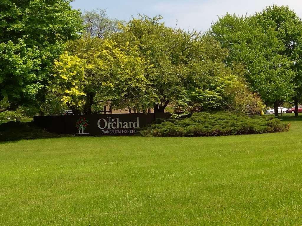 The Orchard - Barrington - church    Photo 2 of 10   Address: 1301 S Grove Ave, Barrington, IL 60010, USA   Phone: (847) 852-2200