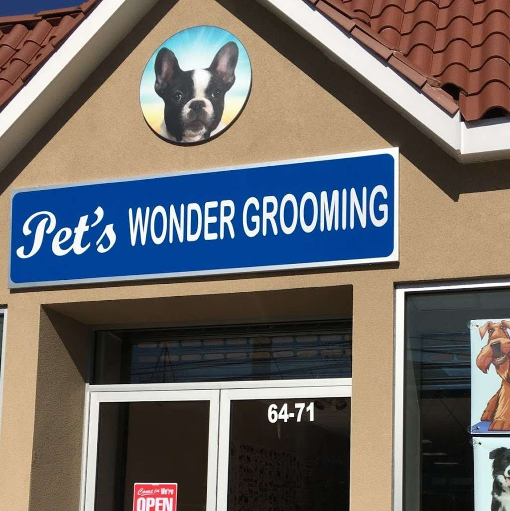 Pets Wonder Grooming - pet store  | Photo 8 of 10 | Address: 64-71 Dry Harbor Rd, Middle Village, NY 11379, USA | Phone: (718) 894-0163