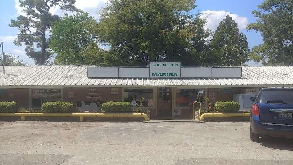 Lake Houston Marina - convenience store    Photo 9 of 10   Address: 10611 FM 1960, Huffman, TX 77336, USA   Phone: (281) 324-1264