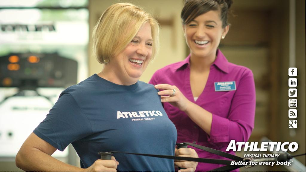 Athletico Physical Therapy - Tucson (Southeast) - physiotherapist  | Photo 2 of 3 | Address: 7545 S Houghton Rd Ste 123, Tucson, AZ 85747, USA | Phone: (520) 574-0200
