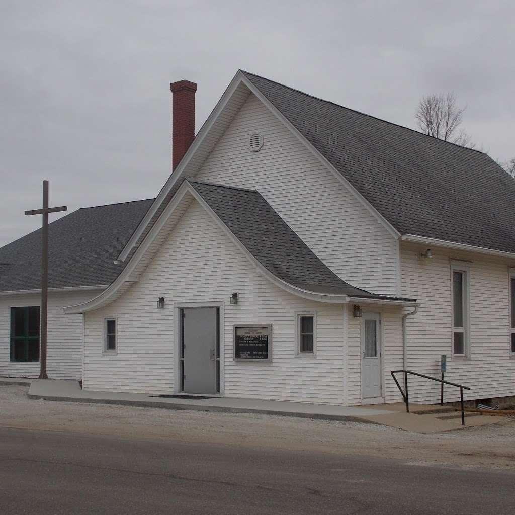 Sauktown Church of Christ - church  | Photo 2 of 10 | Address: 8751 E 150 N, Mill Creek, IN 46365, USA | Phone: (219) 778-4110