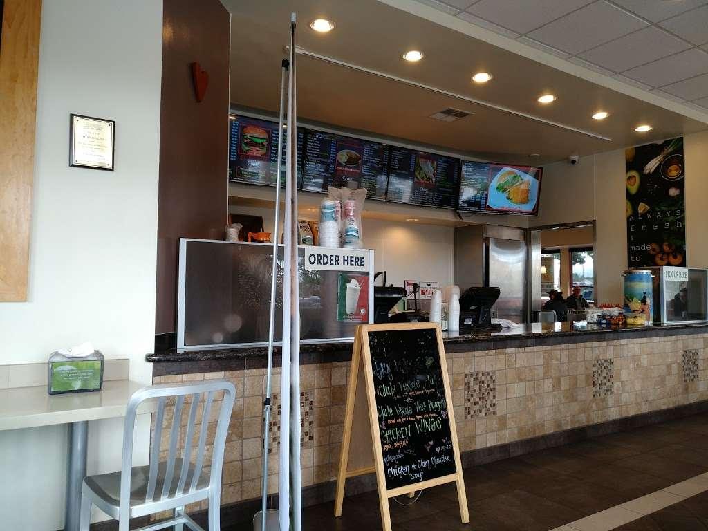 Titan Burgers Chino - restaurant  | Photo 6 of 10 | Address: 5509 Philadelphia St, Chino, CA 91710, USA | Phone: (909) 627-4004