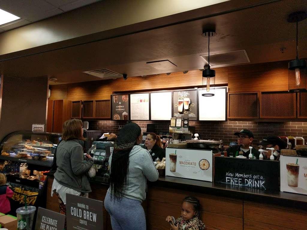 Starbucks - cafe  | Photo 7 of 10 | Address: NJ Tpke, Ridgefield, NJ 07657, USA | Phone: (201) 943-1171