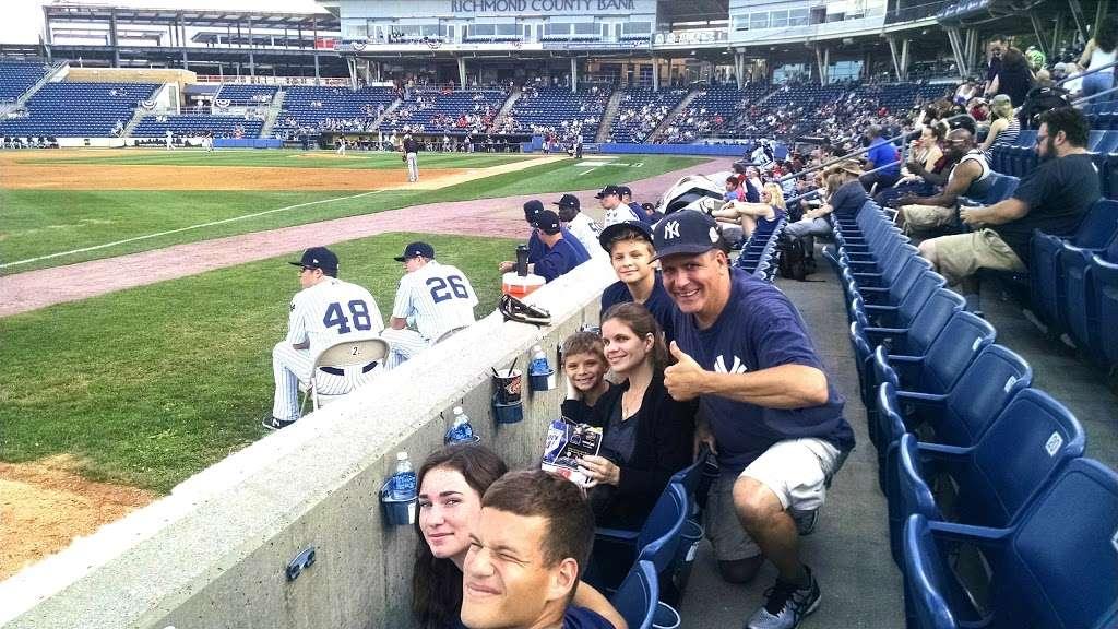 Richmond County Bank Ballpark - stadium  | Photo 4 of 9 | Address: 75 Richmond Terrace, Staten Island, NY 10301, USA | Phone: (718) 720-9265