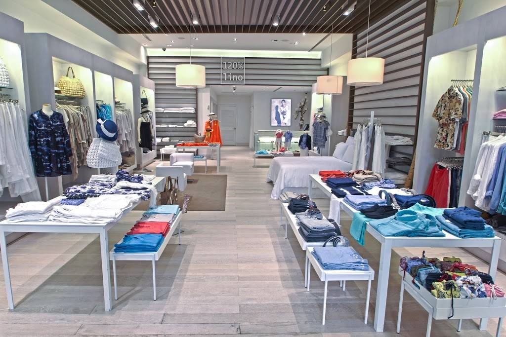 120% Lino - clothing store  | Photo 3 of 10 | Address: 342 San Lorenzo Ave # 1025, Coral Gables, FL 33134, USA | Phone: (305) 774-1212