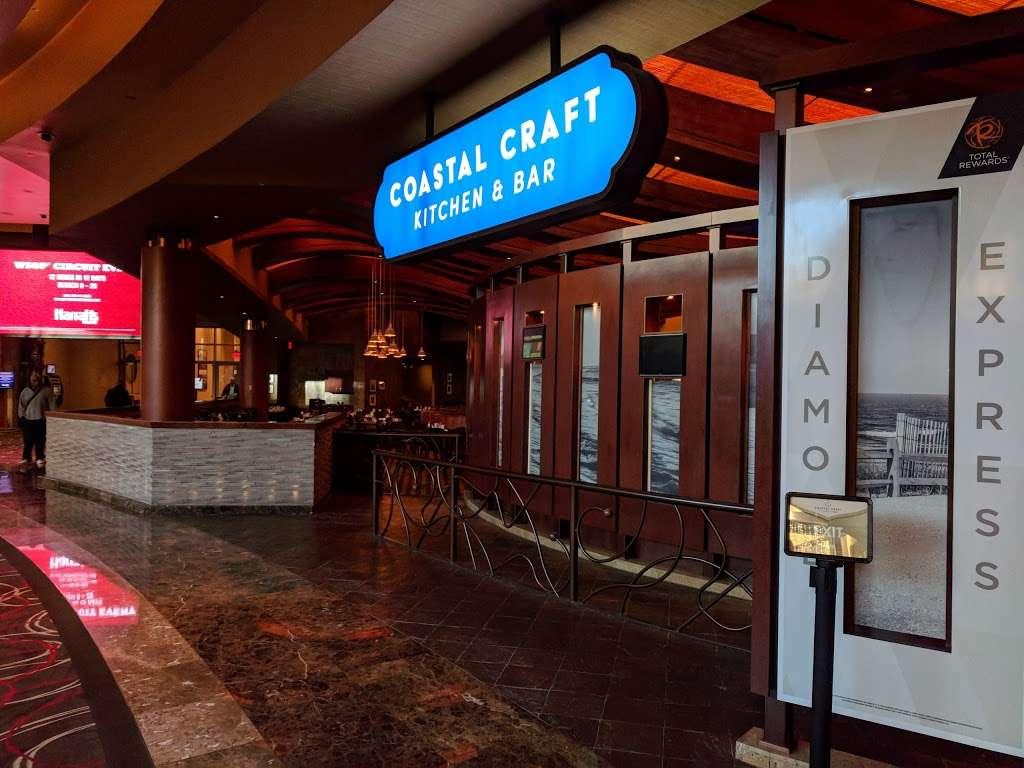 Coastal Craft Kitchen Bar Restaurant 777 Harrah S Blvd