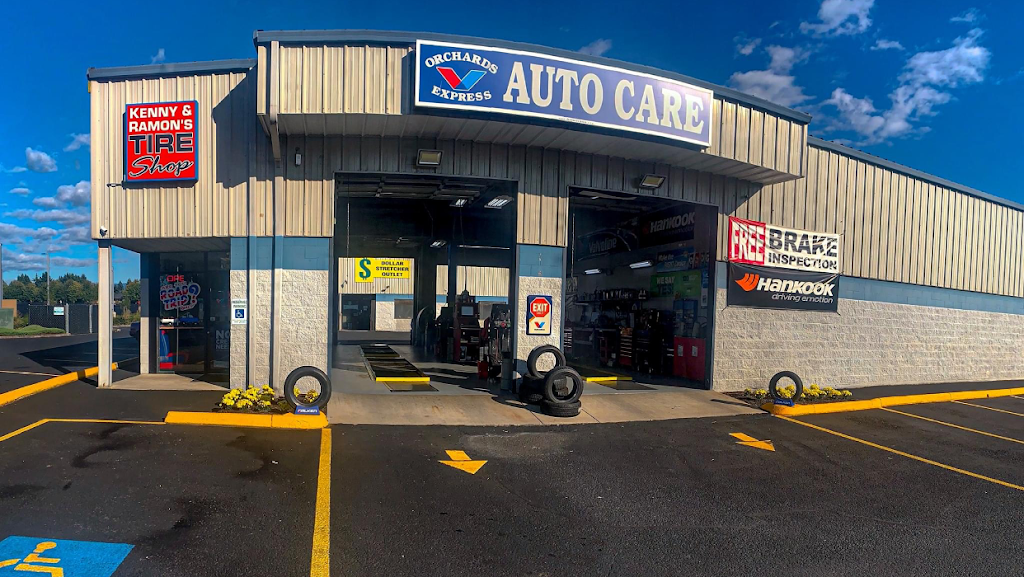 Orchards Express Auto Care - car repair  | Photo 1 of 8 | Address: 6707 NE 117th Ave, Vancouver, WA 98662, USA | Phone: (360) 256-5506