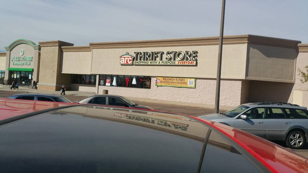 Arc Thrift Store - store  | Photo 1 of 9 | Address: 2780 S Academy Blvd, Colorado Springs, CO 80916, USA | Phone: (719) 391-7717